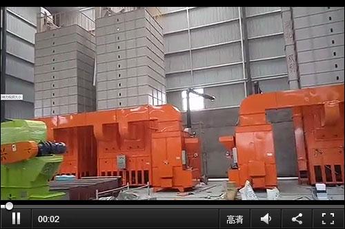 30吨烘干机