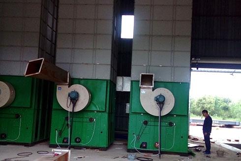 粮食干燥机案例