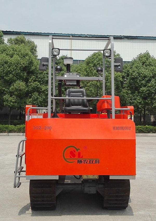 双利1GZ-200自走式履带旋耕机